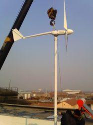5kw 풍력 홈과 농장을%s 시스템/5000W 바람 터빈 시스템 5kVA 바람 발전기 시스템