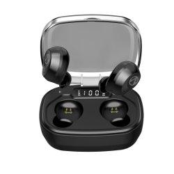 prix d'usine Tws écouteurs écouteurs sans fil avec charge sans fil