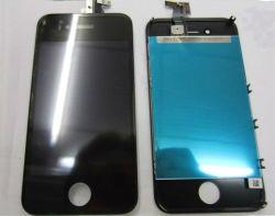 Жк-дисплей цифрового планшета в белый и черный для iPhone 4/4s