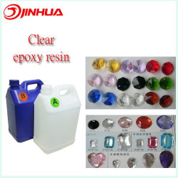 Button Bead Stoneのための最もよいCrystal Epoxy Resin Glue