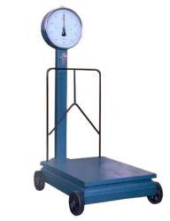Double affichage - échelle de l'échelle de pesage à fonctionnement mécanique