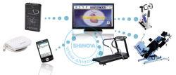 L'équipement médical de l'ECG -12 Plomb (ScanECG)