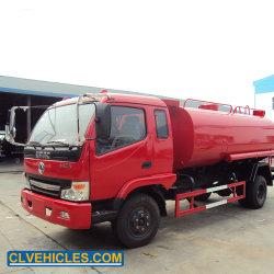 El deber de la luz de 5000L de agua contra incendios de pulverización carretilla elevadora vehículo de rescate