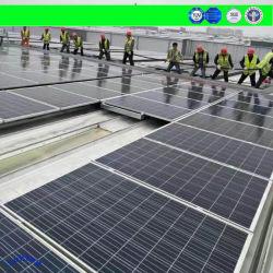 Fabbrica della Cina del comitato fisso del modulo di PV della parentesi del triangolo della parentesi solare di alluminio del acciaio al carbonio per il sistema del montaggio e del tetto