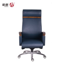 2020 nueva silla giratoria de respaldo alto Silla de oficina de cuero para Jefe/Gerente silla ejecutiva