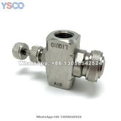 YS Siphon Air Atomizing Spray 노즐(가습 및 냉각용
