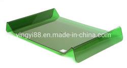 Hersteller-handgemachtes Plexiglas-Luxuxhaustier-Acrylhundebetten