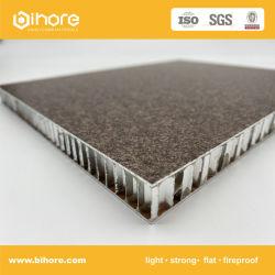 Léger en aluminium panneau composite sandwich mur Honeycomb