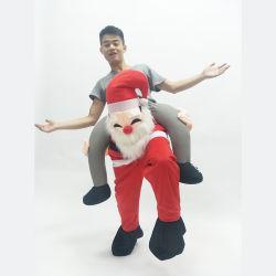 신식 재미있은 크리스마스 산타클로스는 저를 복장 가짜 바지 복장에 탐 전송한다