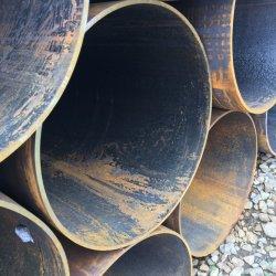 ASTM API 5L de Óleo e Gás Natural de tubos de aço soldadas em espiral fabrico SSAW Pipeline/Sawl API 5L espiral do tubo de aço carbono soldado