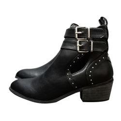 Gemakkelijke Gang Kort Martin Boots van de Hiel van de In het groot Vrouwen van China de Comfortabele Dikke binnen Polaire Vacht