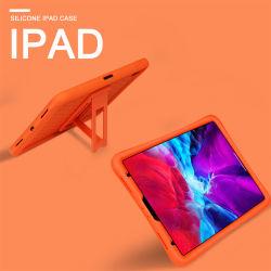 Het wasbare Geval van de Bescherming van de Tablet van het Silicium Rubber met Houder voor iPad van 2020 PRO