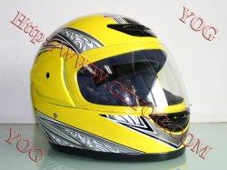 Motorfiets Accessoires motorfiets Hoge kwaliteit Helmen volledig gezicht en half Afmetingen gezicht S M L