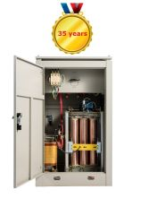 100kVA静的な自動電圧Regulator/AVR産業三相SCRの電圧安定装置