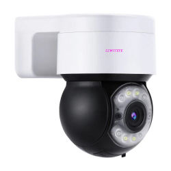 HD 감시 카메라 2MP 4K P2P 실외 WiFi 보안 IP 카메라 방수 PTZ 360 파노라마 스마트 스피드 돔 카메라
