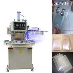 배터리 블리스터 + 카드용 고주파수 PVC 클램쉘 플라스틱 용접 기계 포장 용접기
