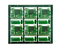 Système de gestion de flotte automobile HDI PCB 4couche Enig em825