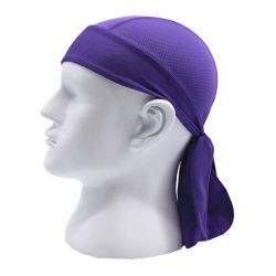 Sciarpa respirabile di riciclaggio della testa del cappello del Bandana delle protezioni di estate di sport esterno della bici del motociclo della fascia asciutta rapida della bicicletta che fa un'escursione le sciarpe
