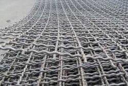 شبكة سلكية خرفية من الألومنيوم مثنية مسبقاً