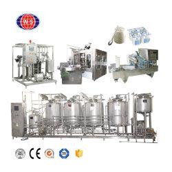 معدات ماكينة الألبان الكاملة لإنتاج اللبن الآلي