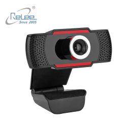 교육을%s 최고 판매 HD 까만 CMOS USB Webcam