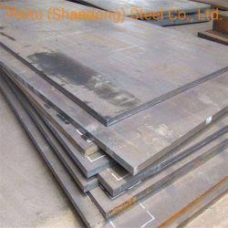 Q345A 16mn صفائح من الفولاذ الكربوني المدلفن المنخفض والملفوف الساخن عالية القوة