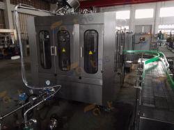 Complete Bierdrank vloeibare vulmachine Juice water-bottelmachine Productielijn te koop