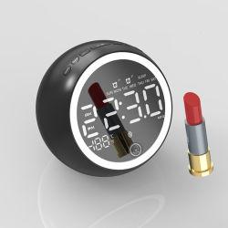 ホテルのための再充電可能な無線スピーカーのデジタルUSBの充満目覚し時計