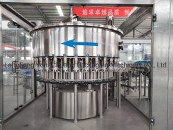 CAN Negative Pressure Filling machine 18 Heads geen van carbonic Zuur