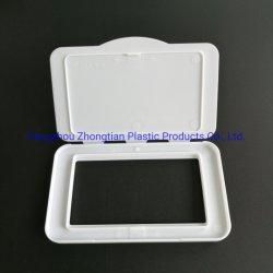 Рр Пластиковые поворотные влажной ткани / крышки для снятия макияжа салфетки крышки багажника
