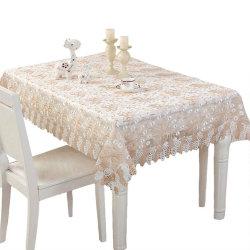 تناول الطعام طاولة قماشية وديكور منزلى من النسيج