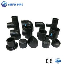تركيبة إلكتروهيدروليكية PPE100 Pipe HDPE تركيبة/تركيبة أنابيب Fusion/ماء تركيبات الأنابيب/تركيبات Fusion قائمة الأسعار