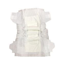 Venda por grosso descartáveis baratos Ecológico de bambu biodegradáveis Fraldas para bebés de algodão