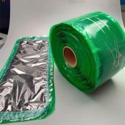 PVC Tamaño personalizado&Pvg sólida Correa de tejido de reparación de daños en la pequeña tira de cinta transportadora de reparación de frío, parche