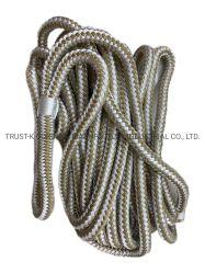 La línea de base de 5/8 de pulgada/nylon trenzado doble cuerda/Marino cuerda
