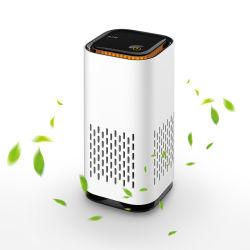 미니 휴대용 공기 청정기 공기 중에 공기 중에 입자가 섞여 있고 먼지, 에어컨, 연기, 냄새, 자동차에 있는 세균몰드와 애완동물 비듬