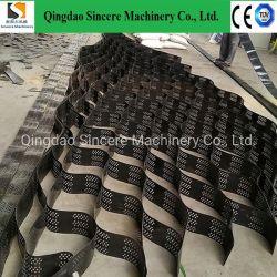 HDPE Geocell sheeting 망가돌기 압출기 기계 라인, 플라스틱 단층 또는 다중 레이어 시트/기판 압출 생산 라인