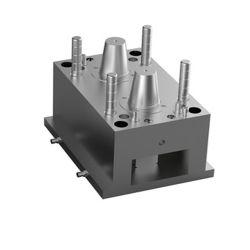 ポリスチレン型メーカーの鋳造にプラスチック鋳型の設計をするプラスチック注入型型