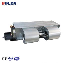 Ocultas horizontal / agua canalizada Tipo Fan Coil/Bajo ruido/resistentes a la corrosión/Motor de alta calidad/Central de la bobina del ventilador de aire acondicionado