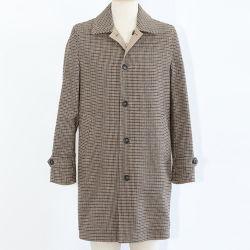 남성용 양복 코트/남성용 양모 코트/고품질 코트 오버코트