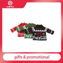 Мини-рождественский свитер Ornament Coke Tree Рекламные сувениры