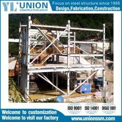 Progetto di struttura in acciaio della Stone Mining Company-2500 T.