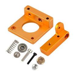 La stampa veloce del pezzo fuso lavorante 3D di produzione del prototipo di Prototyping di CNC di stampa su ordinazione 3D gioca la stampa di alluminio lenticolare 3D di stampa 3D