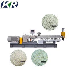 Matières premières des granules de plastique de la machine / PP PE Extrusion Machine