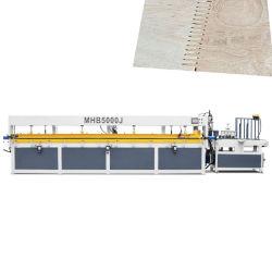 Mhb500j 목재 작업, 2500mm 작업 길이 전자동 핑거 조인트 어셈블러 기계