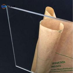 Eco-Friendly Color Clear Extrusados placa em acrílico transparente, Lucite elenco de plástico a folha de acrílico, 3mm 100% virgem inquebrável Folha de PMMA