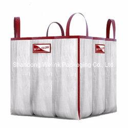 [1000كغس] يصمد ضخمة حقيبة /Super حقيبة /Jumbo حقيبة /Big حقيبة /Conductive حقيبة مع صليب ركن جانب درز أو كلّيّا [بلتد] أو حاجز