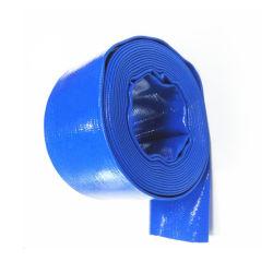 A irrigação agrícola 2 polegadas Layflat PVC água da mangueira de borracha da bomba