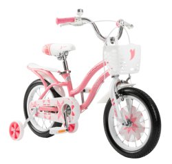 Bicicleta para criança Topright 2021 de 16 polegadas para criança Menina