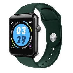 A10 Bracelet intelligente de la fréquence cardiaque de la pression artérielle Fitness Tracker montre de sport étanches IP68 pour Android Ios